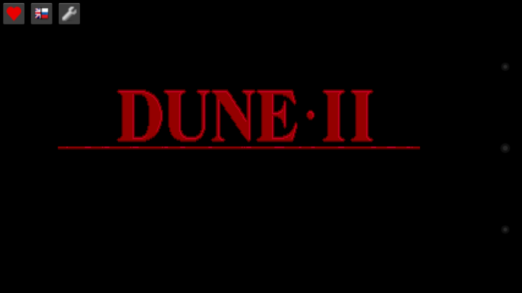 Dune 2 para Android: All hail the King!
