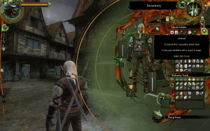 witcher equipo