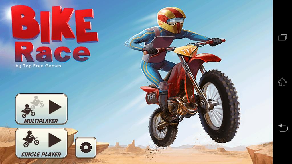 Bike Race: Dale gas que aquí hay fuagrás