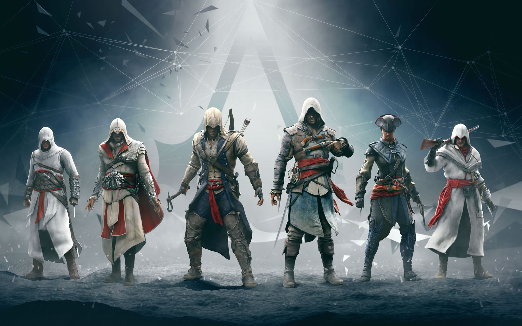 Assassin's Creed. ¿Realidad o ficción? ¡Chan Channnnnnnn!