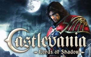 Castlevania Lords of Shadow title