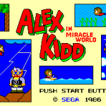 Alex Kidd in Miracle World, el juego regalo