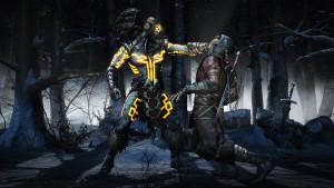 Mortal Kombat X-Perdone donde está la sede del PP? -Ah! Que eres del PP!!