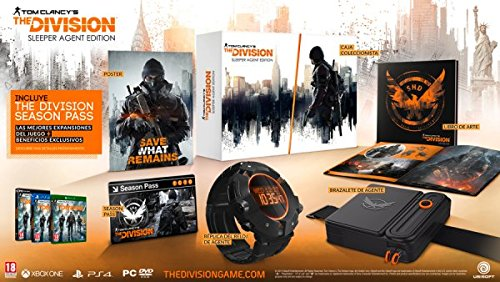 The Division - Collector's Edition