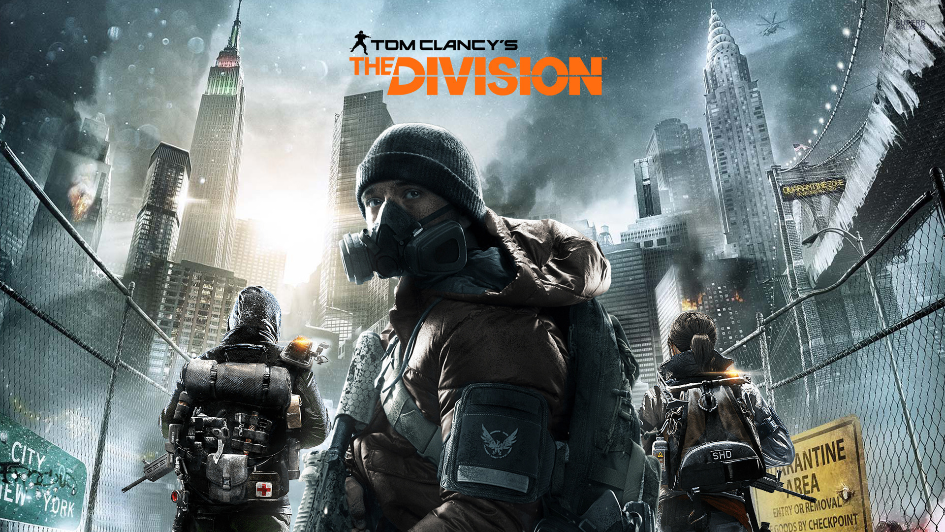 Tom Clancy's The Division: Viciaco inminente