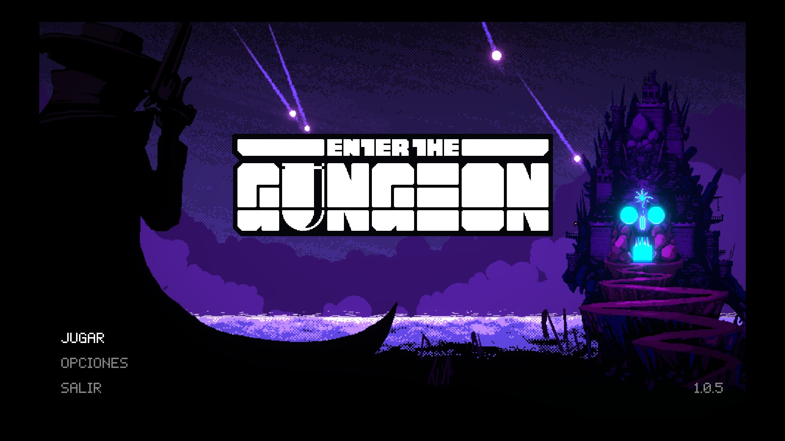 Enter The Gungeon: ¡¿las balas disparan balas?!