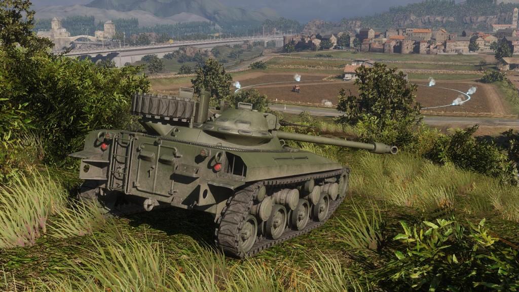 Armored Warfare: la prima joven de WoT