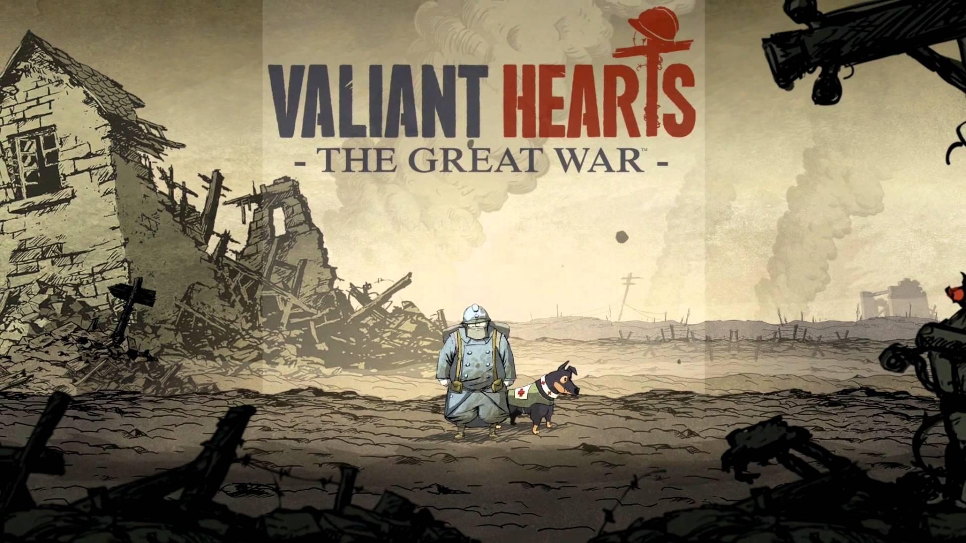 Valiant Hearts: The Great War. Pequeño Gran juego