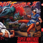 Street Fighter II. Oooohyuken!!