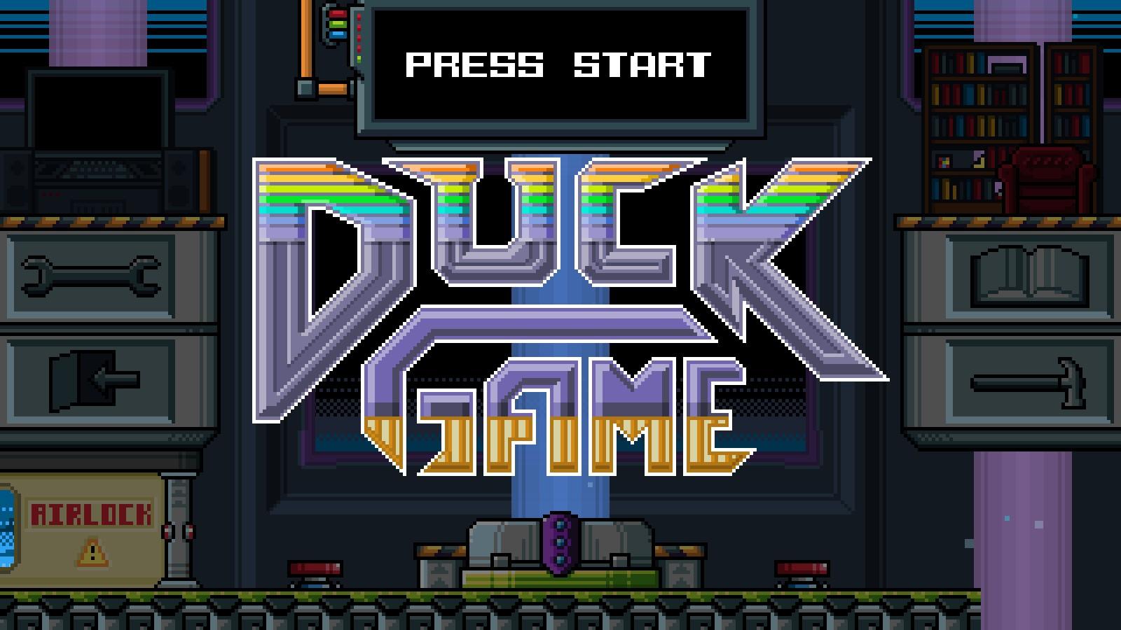 Duck Game: siente cómo ser un auténtico paticida