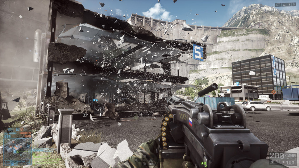 Battlefield 4 explo