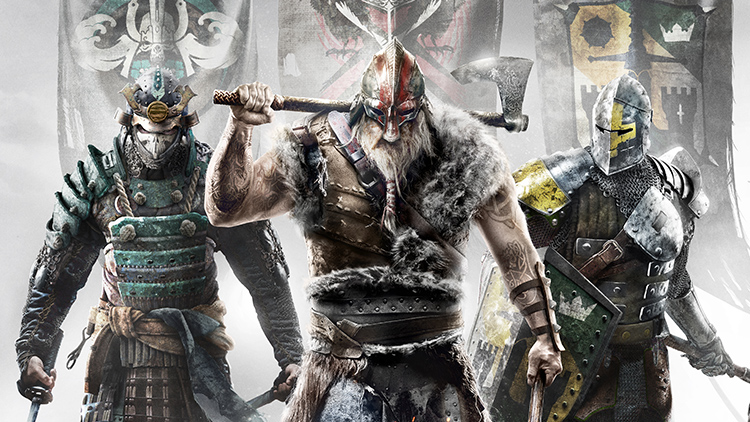 For Honor. Midamos nuestros sables!