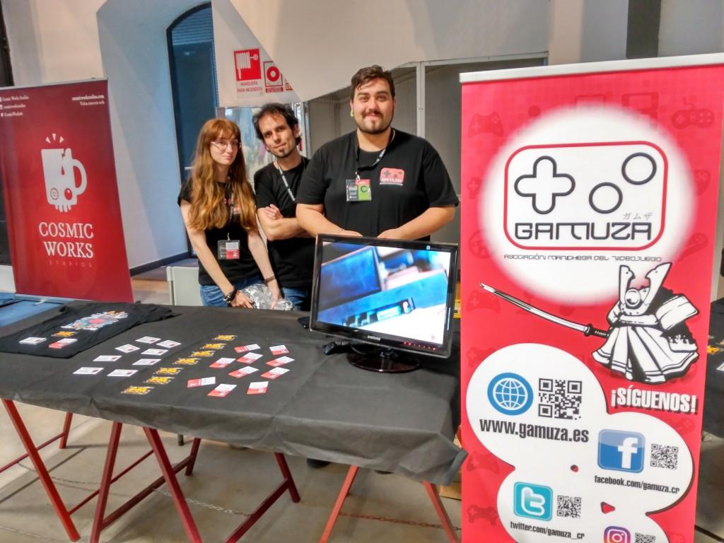 PlayGame Puertollano: Gamuza Stand