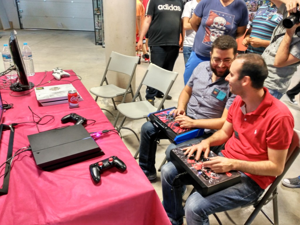 PlayGame Puertollano: Street Fighter V