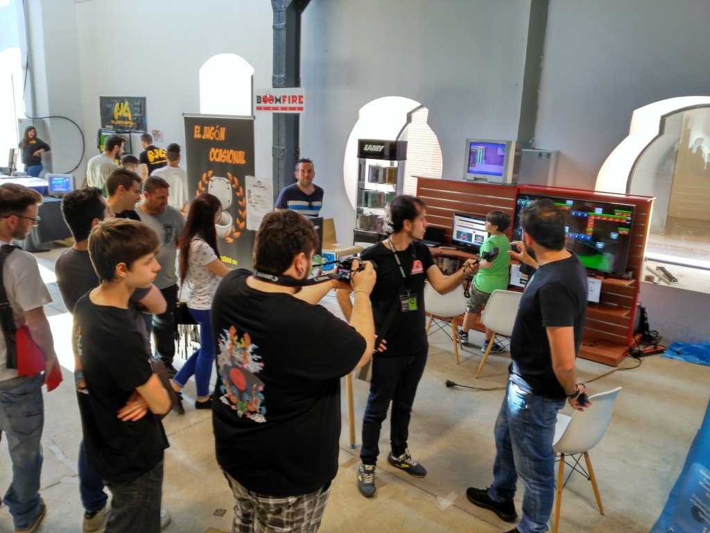 PlayGame Puertollano: Stand Petao