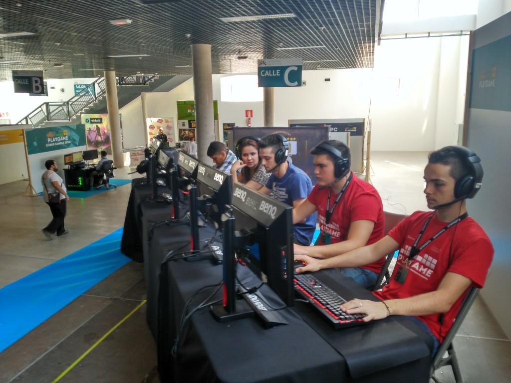 PlayGame Puertollano: Torneo Frente