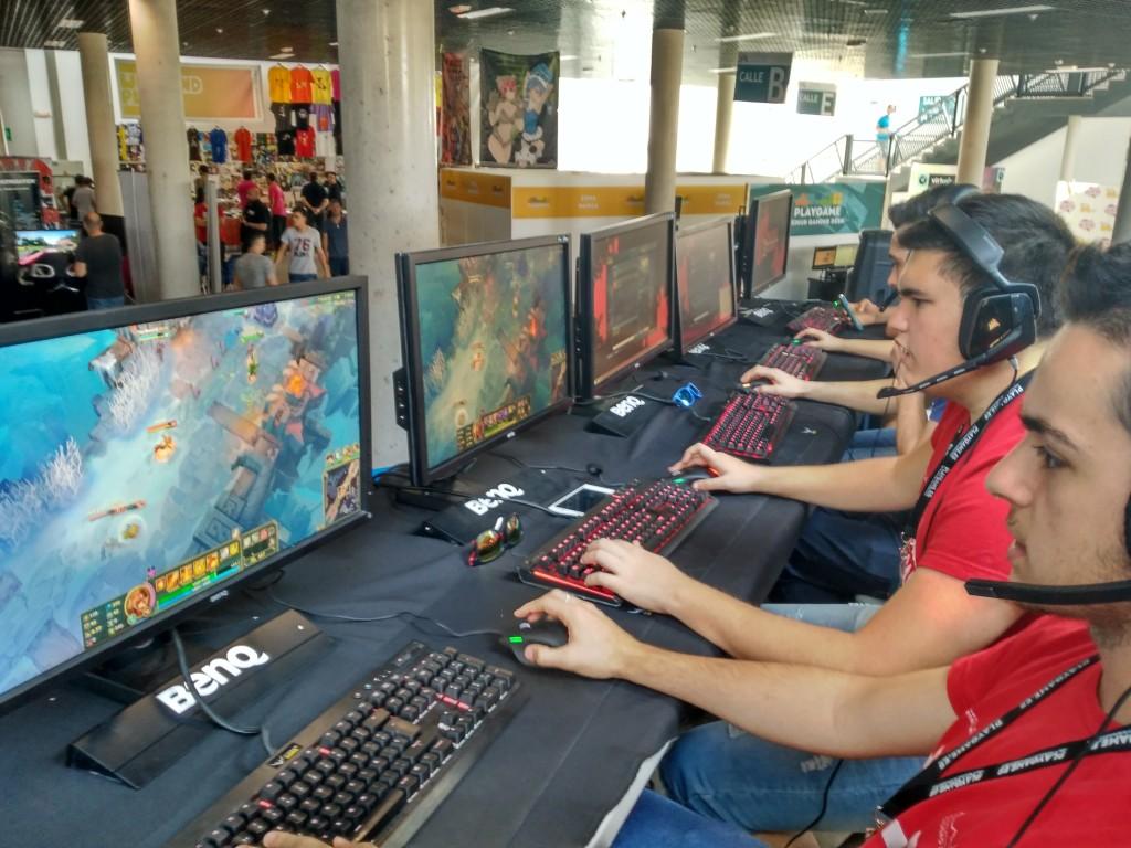 PlayGame Puertollano: Torneos