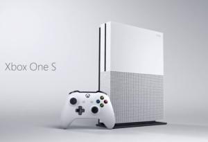 xbox one slim E3 2016