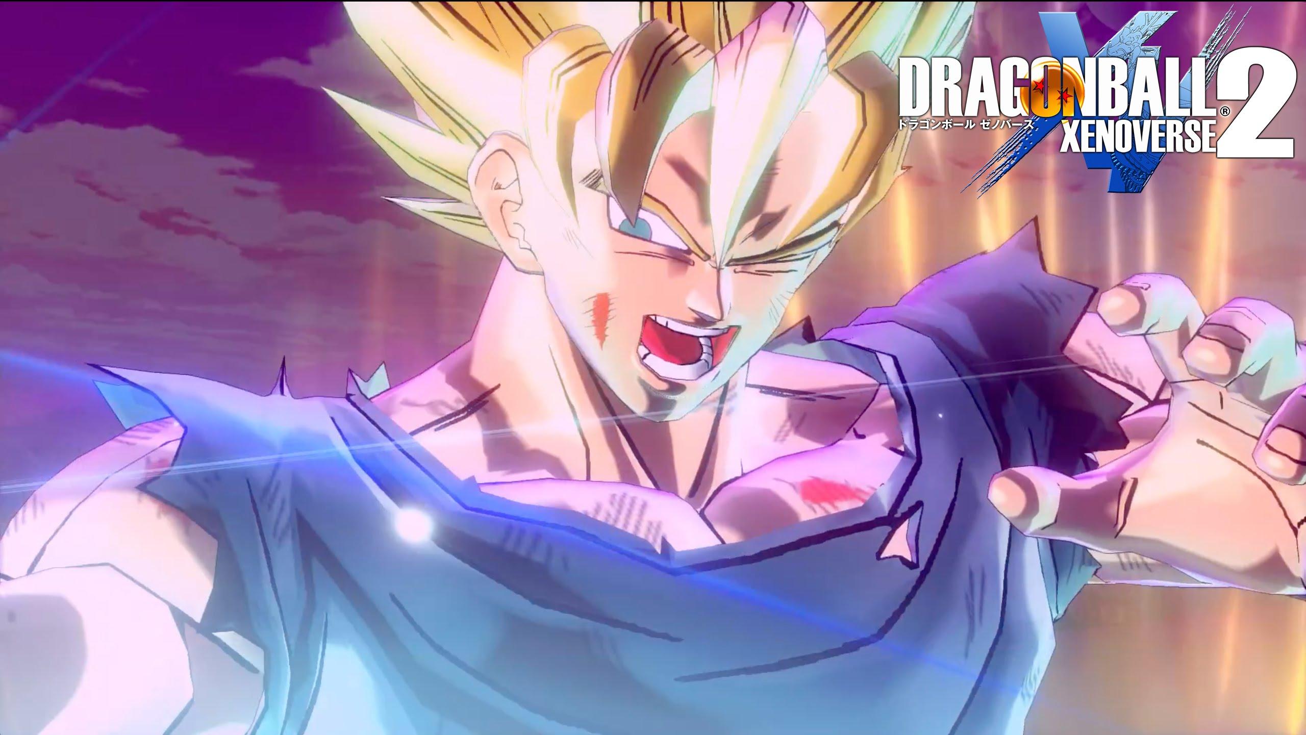 Dragon Ball Xenoverse 2: el anime hecho videojuego