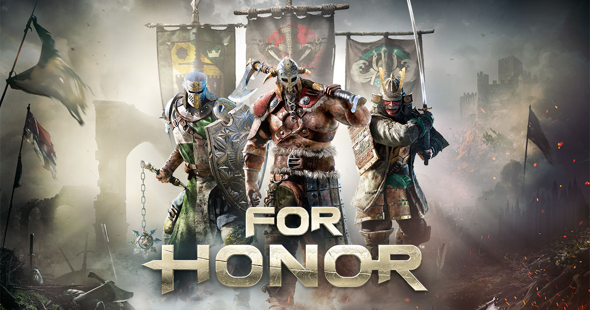 For Honor. Honor de Ratboy