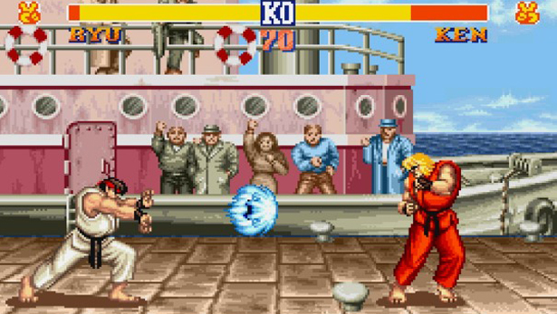street-fighter-2 recreativas